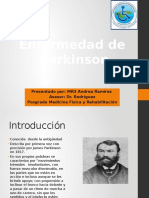 Andrea Neuro Enfermedad de Parkinson