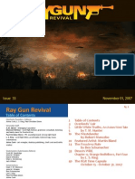 Ray Gun Revival magazine, Issue 33