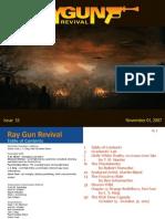 Ray Gun Revival magazine, Issue 33