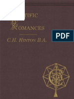 Hinton - Scientific Romances (1)