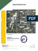 Bethlehem Parking Authority feasibility study
