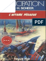 FNA 0828 - DAS 04 - L'Affaire Pegasus - Scheer, Karl Herbert