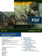 Ray Gun Revival magazine, Issue 35