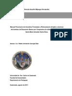 07_1559 Manual Prevención de Incendios Forestales y Reforestación Para Estud de Básicos