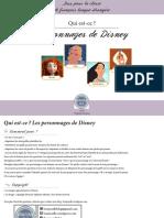 Bonjourfle Quiestce Disney
