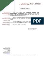 PBES certification.doc