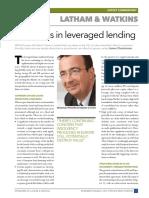 Leveraged Lending
