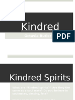 kindred presentation