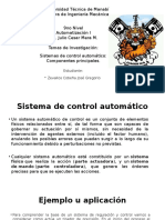 Sistema de Control Automático