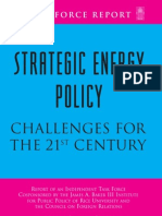 No. 33 - Strategic Energy Policy