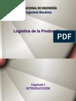 Logística de La Producción