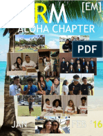 SHRM Aloha E-Magazine - January & February
