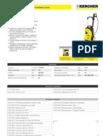Idropulitrice a freddo Karcher HD 5-17 C
