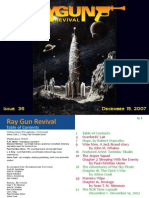 Ray Gun Revival magazine, Issue 36
