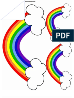Rainbow Size Sequence