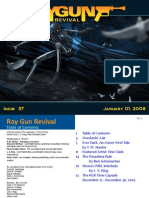 Ray Gun Revival magazine, Issue 37