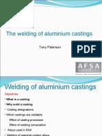 theweldignofaluminiumcastingsoctober2011-111210001526-phpapp02 (1).ppt