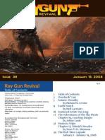 Ray Gun Revival magazine, Issue 38