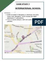 case study ebenzer international school, bengaluru