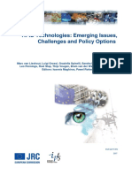 RFID Technologies - Emerging Issues, Challenges and Policy Options - 2007