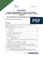 projet scolaterra presentation etape 1 -w03-  1   1