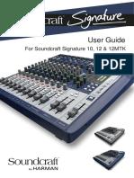 Signature1012UserManual v2.2 Web