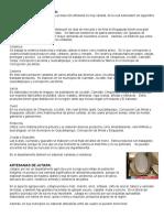 Artesanias de Los Departamentos de Guatemala