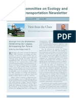 Comittee on Ecology and Transportation Newsletter