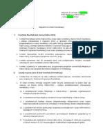 Regulamin Komitetu Rewitalizacji