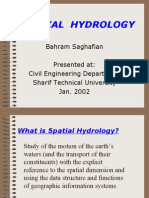 6559800 Spatial Hydrology