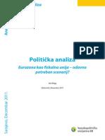 Eurozona kao fiskalna unija