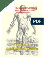 Manual de Anatomia Human a 1