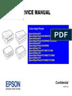 epson r245 service manual