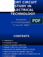 Short Circuit Ppt Slides