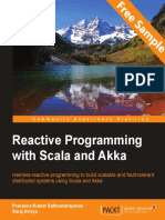 Reactive Programming with Scala and Akka - Sample Chapter