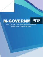 M- Government, ventajas, retos y oportunidades en las Administraciones Públicas