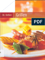 Dr. Oetker Grillen