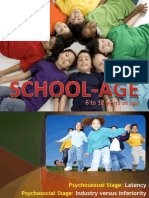 Growth & Development - SCHOOL-AGE