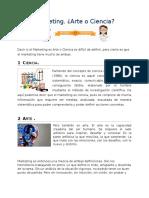 Marketing Arte o Ciencia - Adrian Suescun