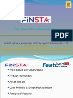 Finsta | Non Banking Financial ERP | NBFC Software