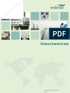 Wilmar Oleo Brochure | Chemical Substances | Chemical Compounds