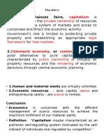 Curs 2 - Economics Basics