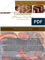 Cinnamon Recipe Book