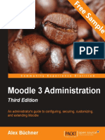 Moodle 3 Administration - Third Edition - Sample Chapter
