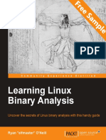 Learning Linux Binary Analysis - Sample Chapter