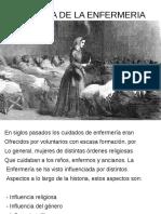 Trabajo de Historia de Enfermeria