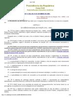 Lei Nº 11_182 Compilada Mar 2011