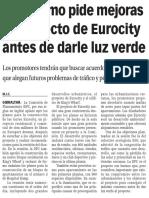 160302 La Verdad CG- Urbanismo Pide Mejoras Al Proyecto de Eurocity Antes de Darle Luz Verde p. 9