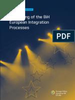 Monitoring of the BiH European Integration Process - 2009 Second Semi-Annual Report