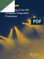 Monitoring of the BiH European Integration Process